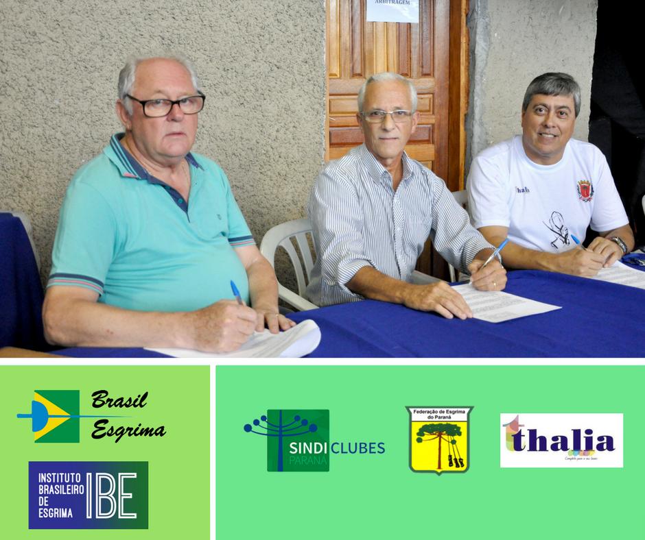 CBE fecha  importante parceria para a realização de cursos no Paraná.