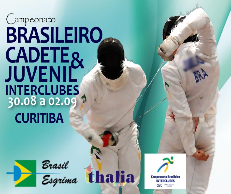 Campeonato Brasileiro Cadete e Juvenil tem nova data