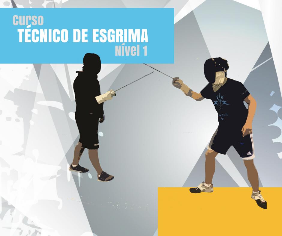Técnico de Esgrima Nível I – Curitiba