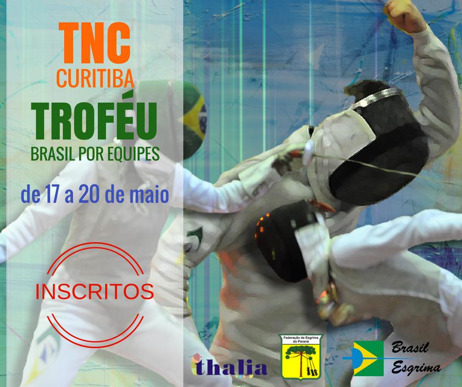 Divulgadas as inscrições no TNCC e no Troféu Brasil por Equipes .