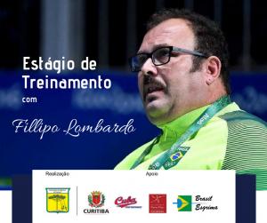 Federação de Esgrima do Paraná promove estágio com Mestre Fillipo