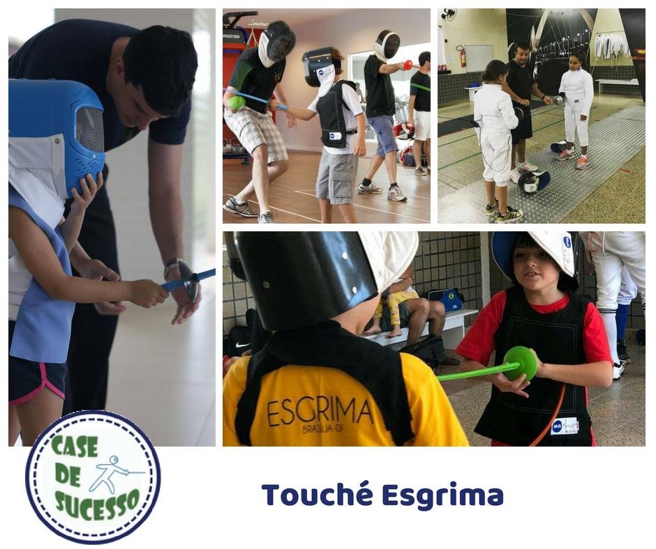 Touché Esgrima revitaliza o nosso esporte no Distrito Federal