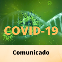 Comunicado – Coronavirus