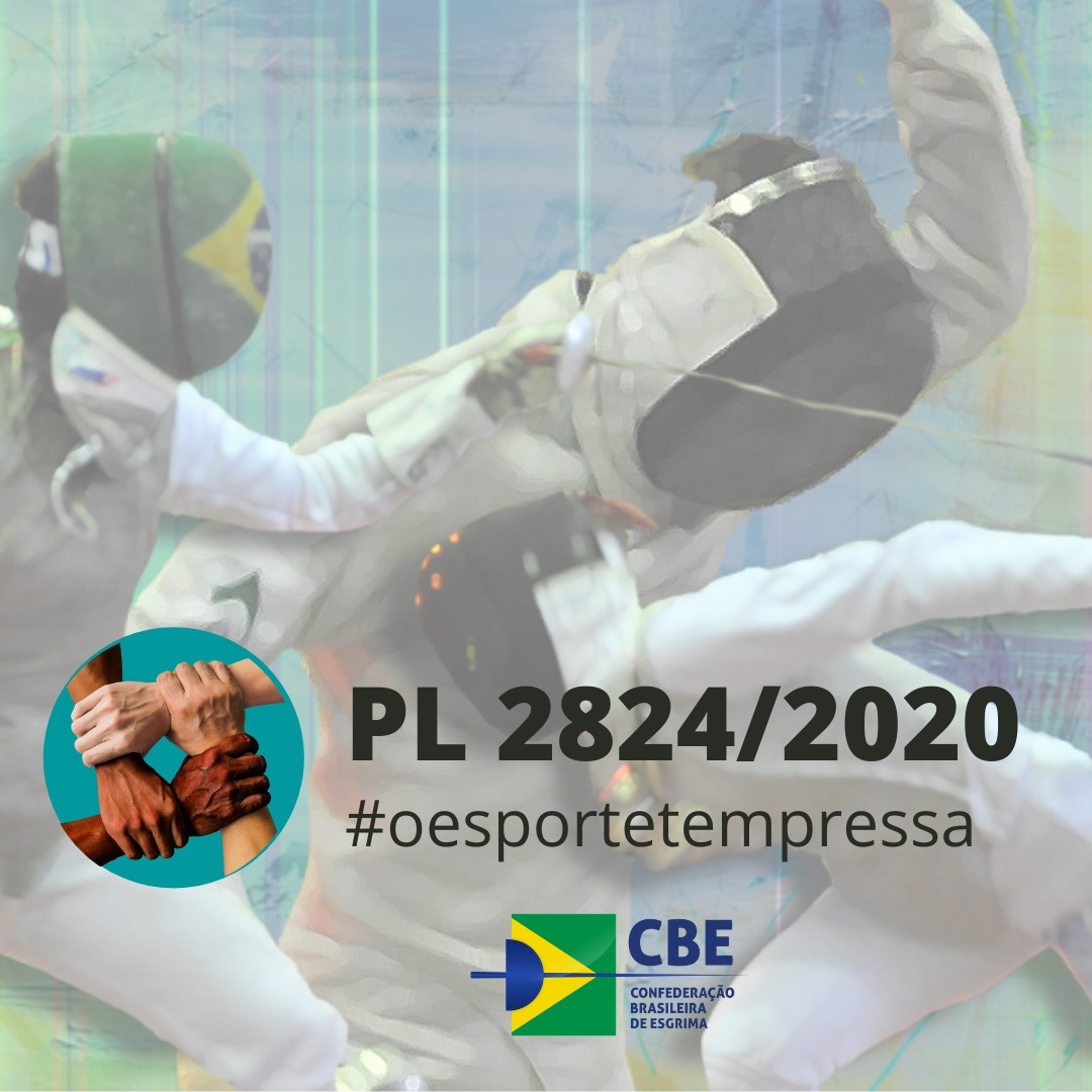 #OEsporteTemPressa! CBE apoia pacote de socorro ao esporte na pandemia