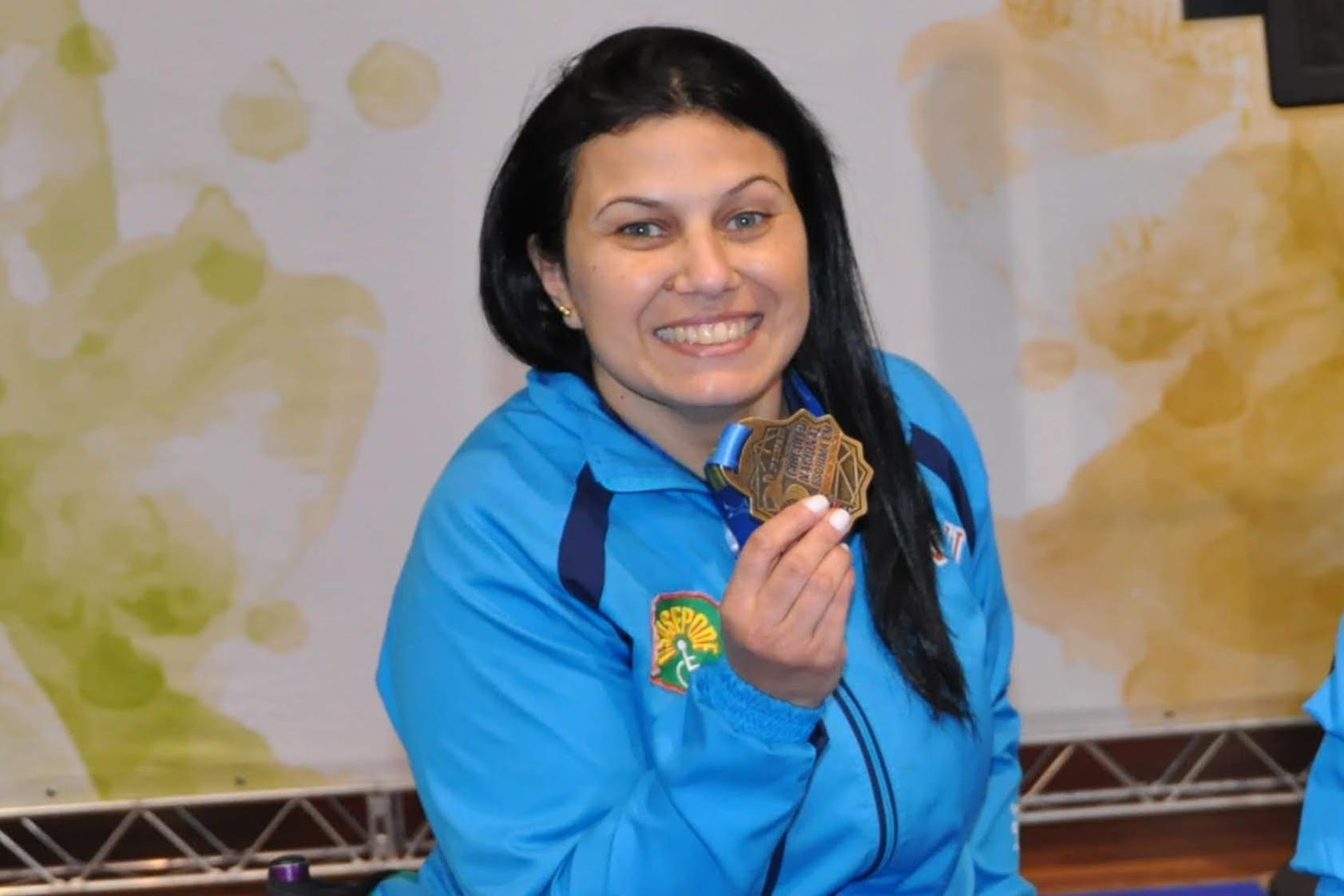 Cuidados e trabalho multidisciplinar fazem parte da preparação de Mônica Santos e Vanderson Chaves para os Jogos de Tóquio