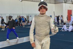 Guilherme Toldo inicia estágio de treinamento com a seleção