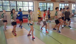 Atletas farão estágio no Rio, em bolha preparada pela CBE para