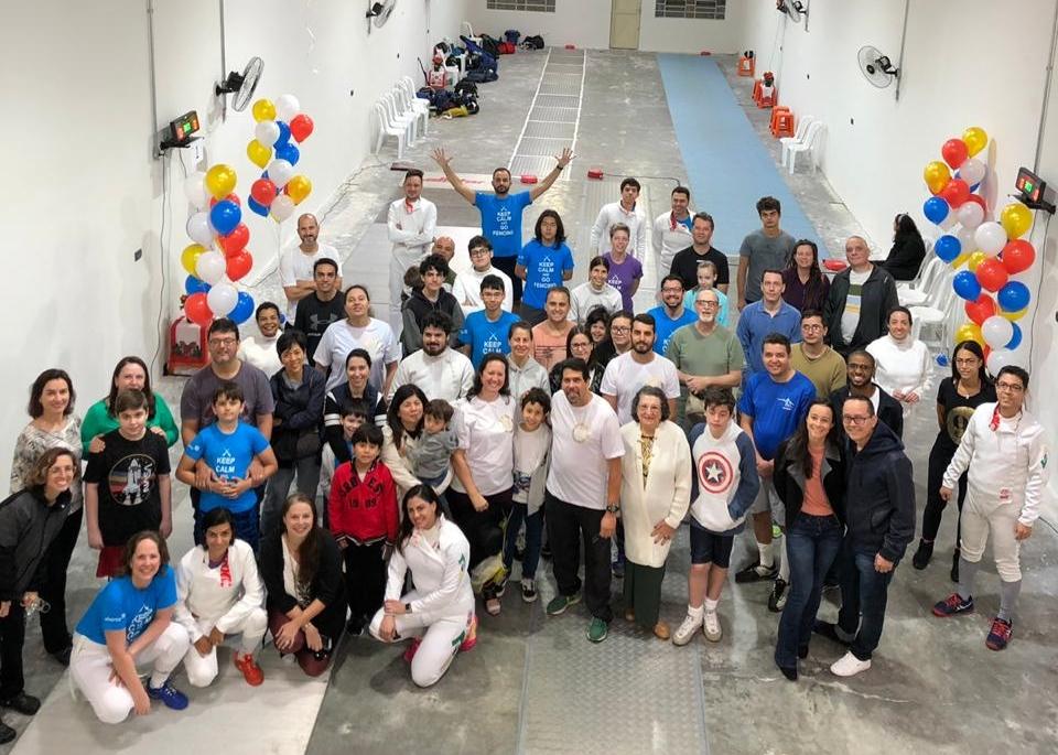 Nossos Clubes, Nossos Mestres – Das dificuldades no Ibirapuera, começa a trajetória da Escola Abel Melian