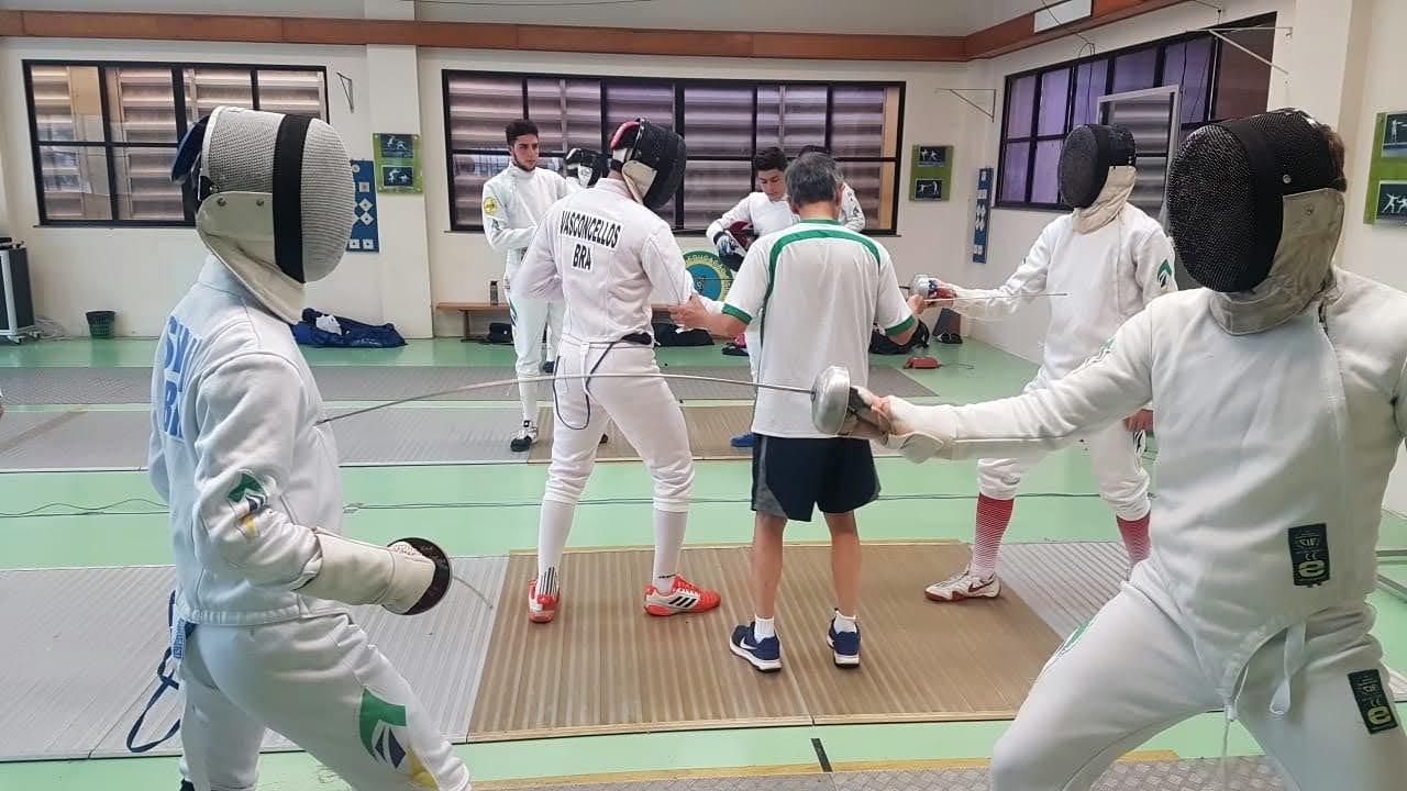 CBE opta por preservar saúde dos atletas, em razão do aumento de casos do novo coronavírus, e cancela estágio de treinamento