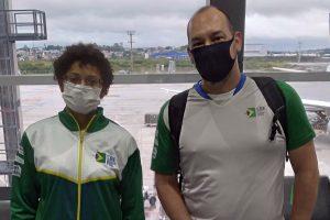 Faltando pouco mais de cem dias para definição da vaga olímpica, Bia