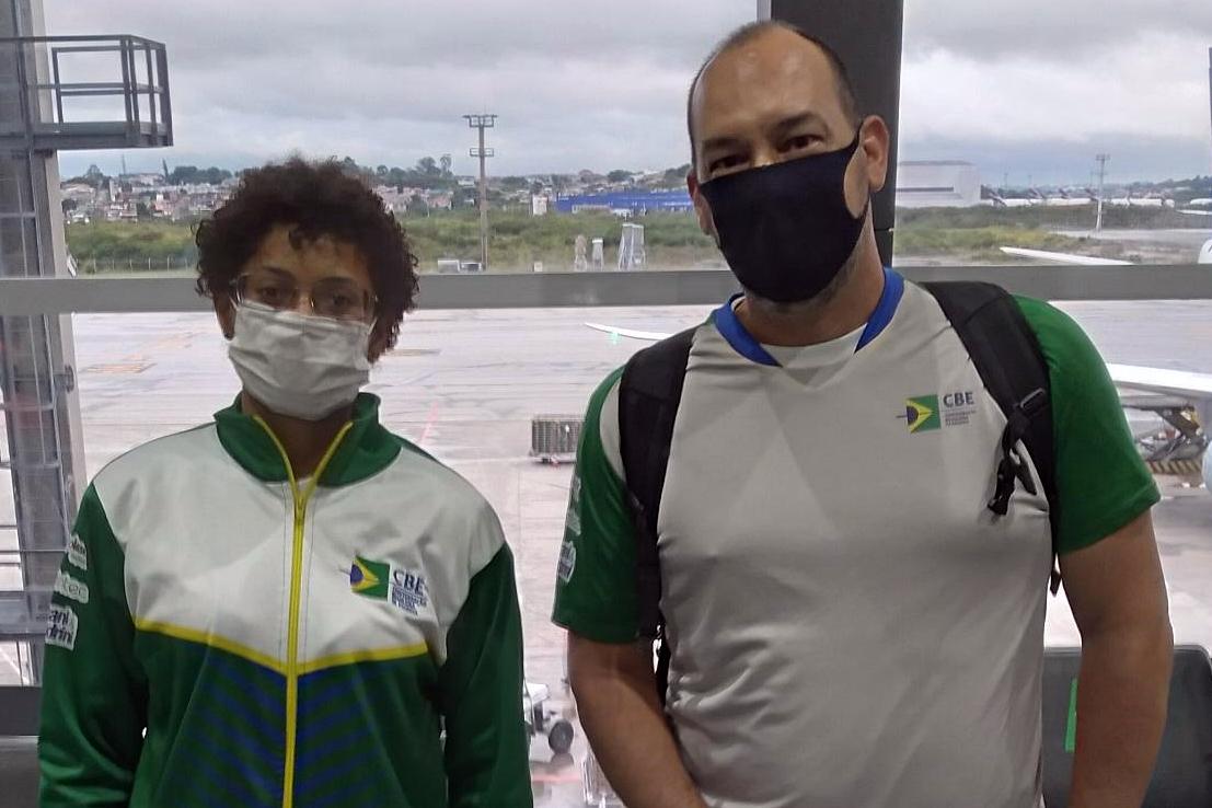 Faltando pouco mais de cem dias para definição da vaga olímpica, Bia Bulcão inicia nova Missão Europa