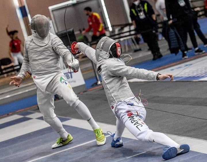 Primeiro dia da Copa do Mundo de Sabre tem Bruno Pekelman na fase de 128 e boas vitórias de Garrigós e Pezzi