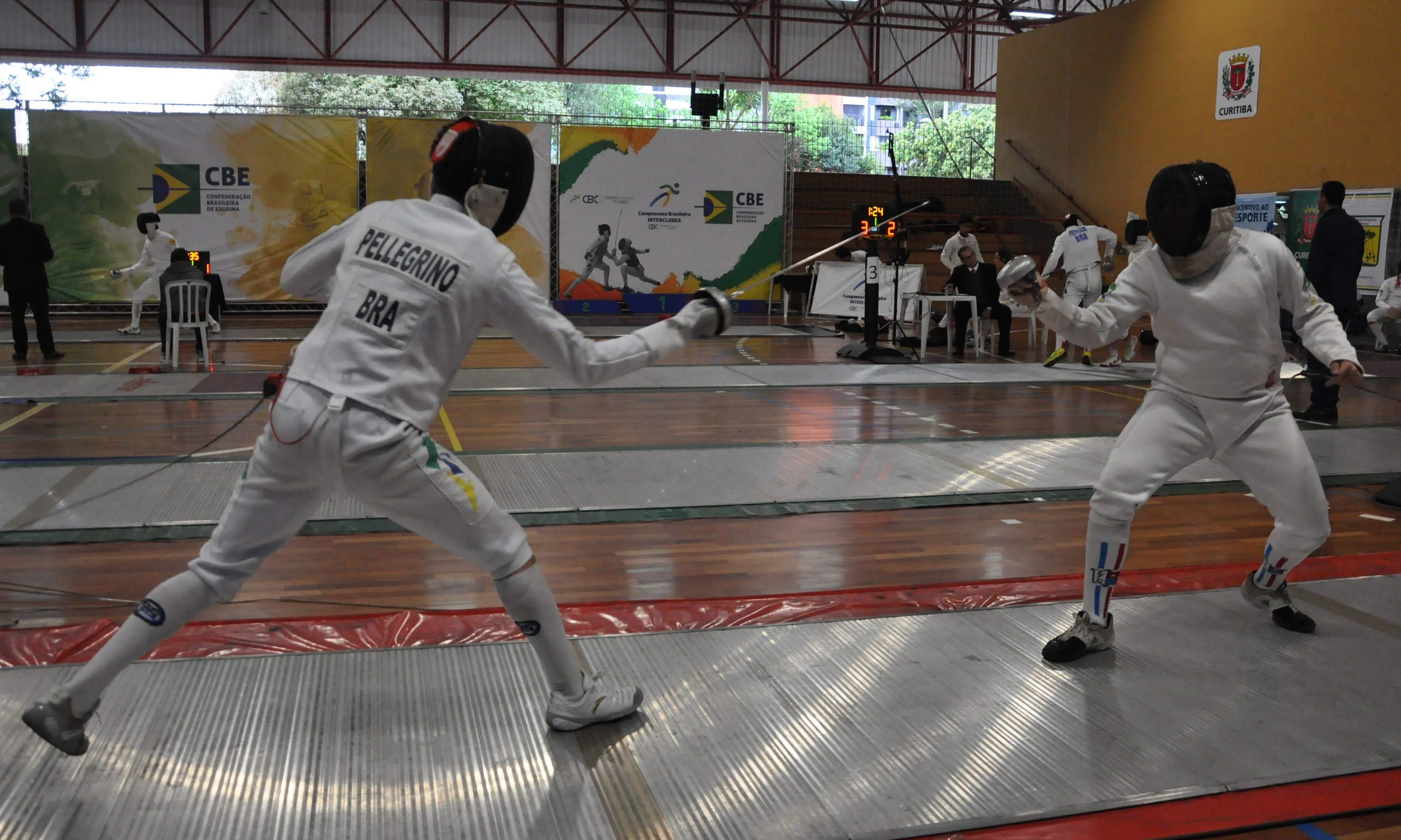 Seleção Brasileira é convocada para a disputa do Mundial Cadete e Juvenil de Esgrima
