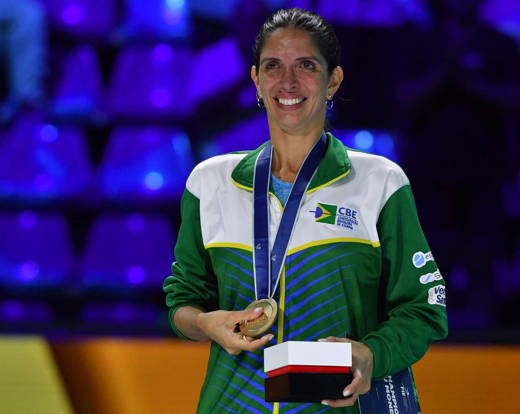 Definida a delegação brasileira para as competições internacionais de março