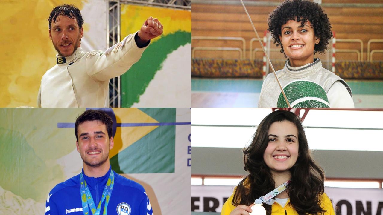 Quatro brasileiros disputam Pré-Olímpico das Américas buscando as últimas vagas em Tóquio