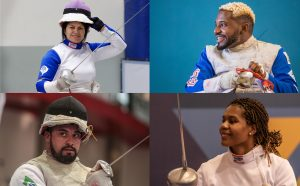 Com mudanças no calendário, Brasil tem quatro atletas classificados
