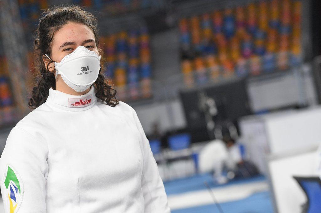 Equipe Brasileira para a disputa dos Jogos Pan-Americanos Juniores é definida  - Victoria Vizeu