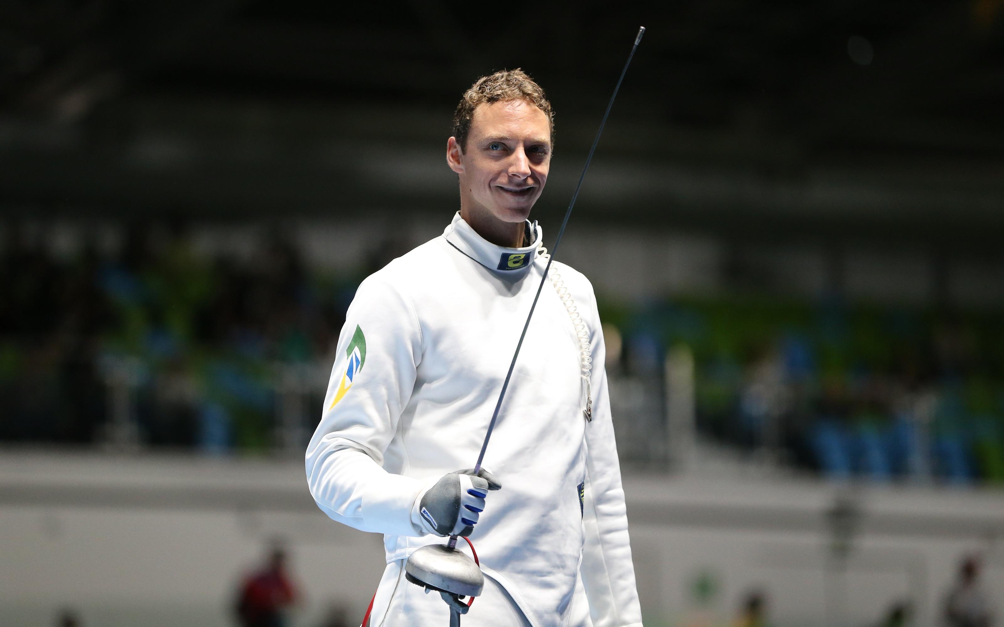 Em preparação na Europa, Athos Schwantes está otimista e confiante para o Pré-Olímpico das Américas