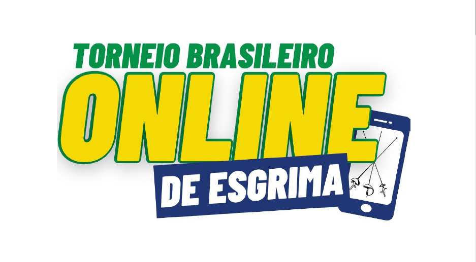 Com final marcada para este sábado, Torneio Online de Esgrima mobilizou mais de 90 inscritos