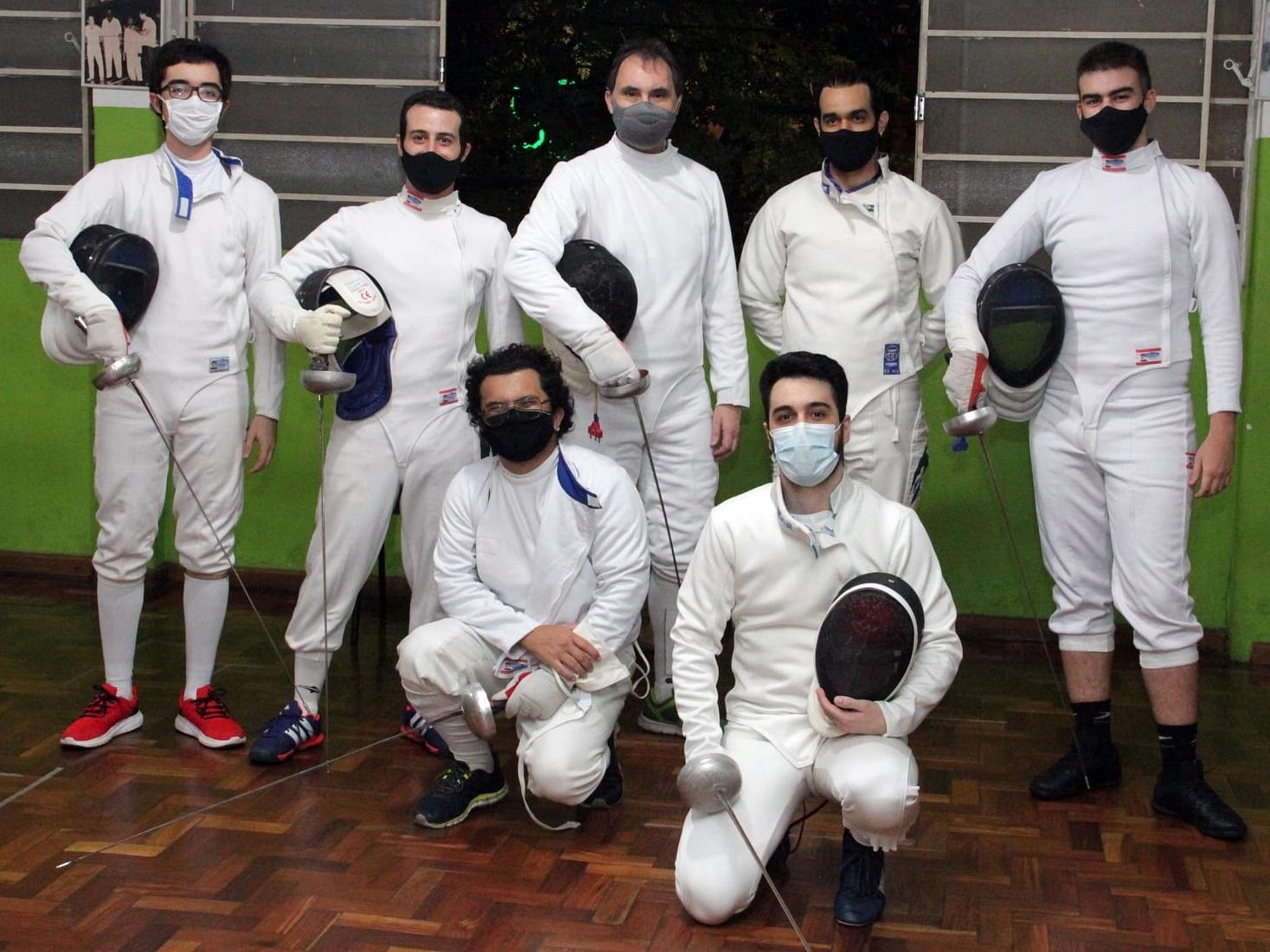 Belo Horizonte tem uma nova opção para a prática da modalidade: Esgrima Rapier