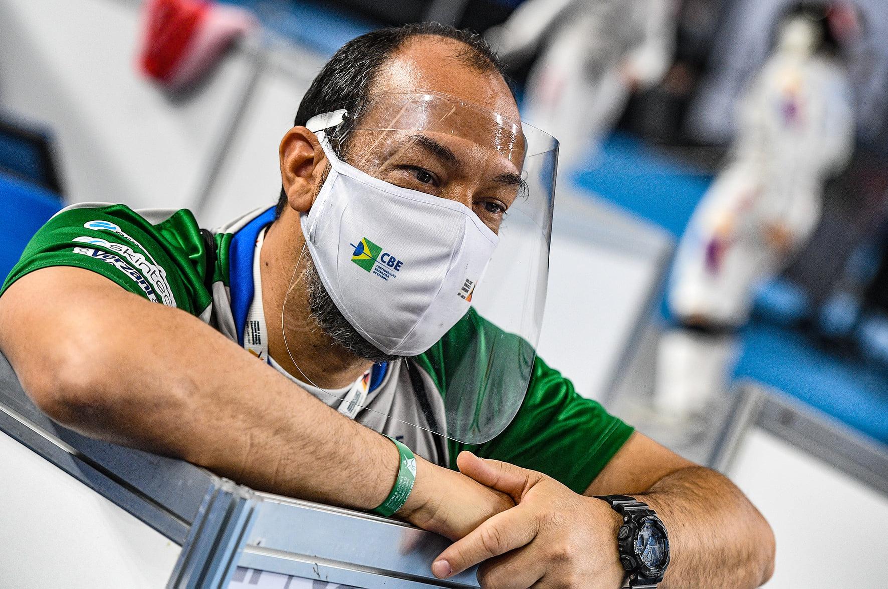 Alexandre Teixeira será o chefe da equipe brasileira de esgrima em Tóquio