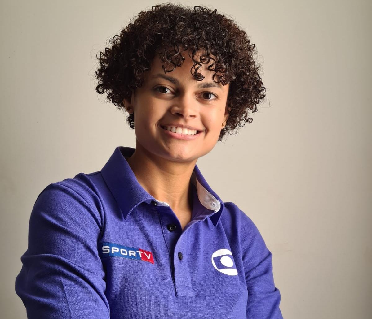 Comentarista da TV Globo e do SporTV nos Jogos Olímpicos, Bia Bulcão mostra-se confiante em possibilidade de medalhas na esgrima