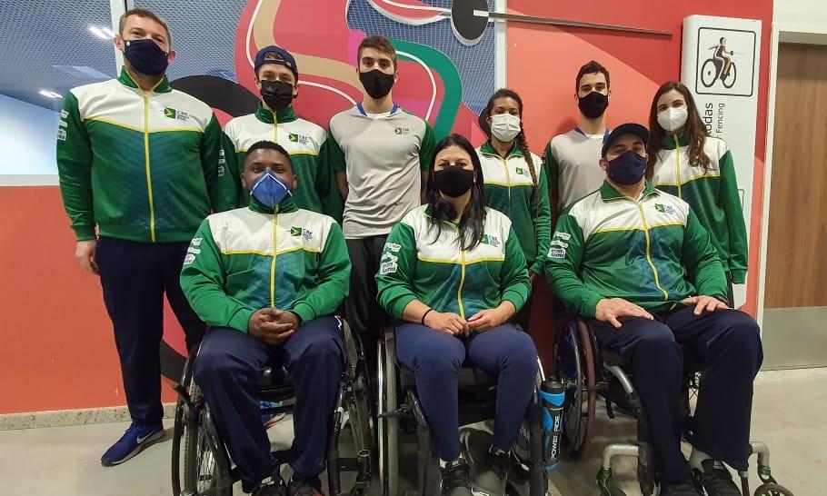 Em preparação intensiva para a Paralimpíada, Seleção Brasileira encerra período de treinamentos em São Paulo