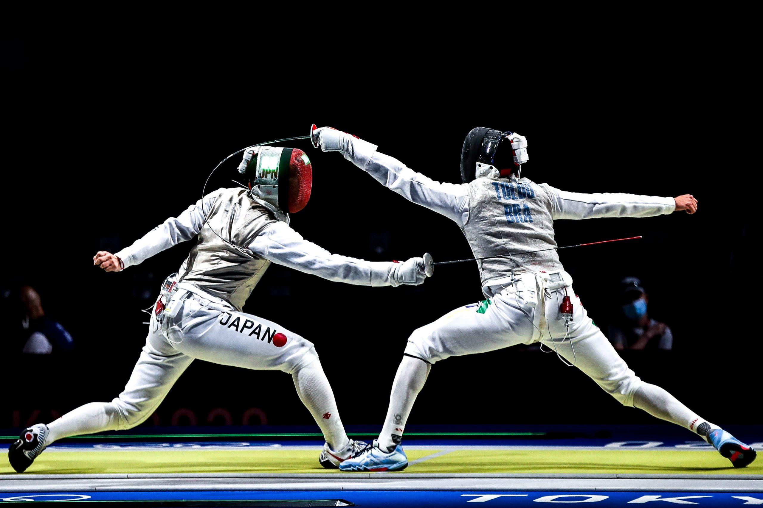 Guilherme Toldo é superado no quadro de 32 e se despede dos Jogos Olímpicos de Tóquio