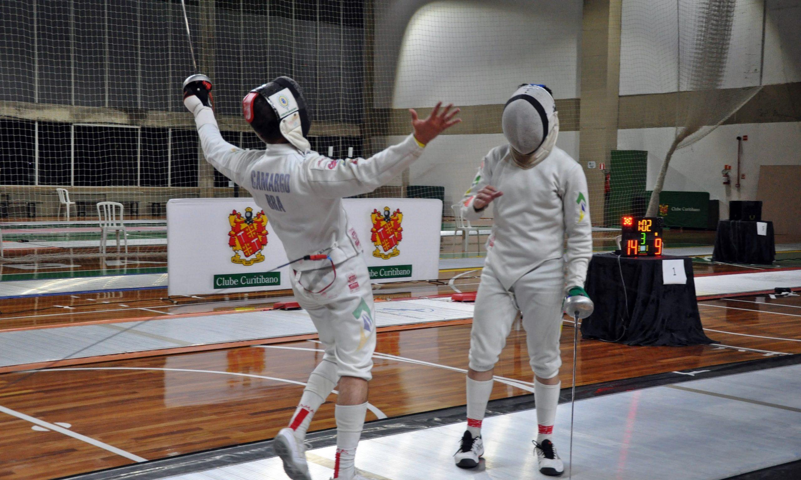 Com grande atuação, Alexandre Camargo vence a segunda prova de espada do Circuito Brasileiro na temporada