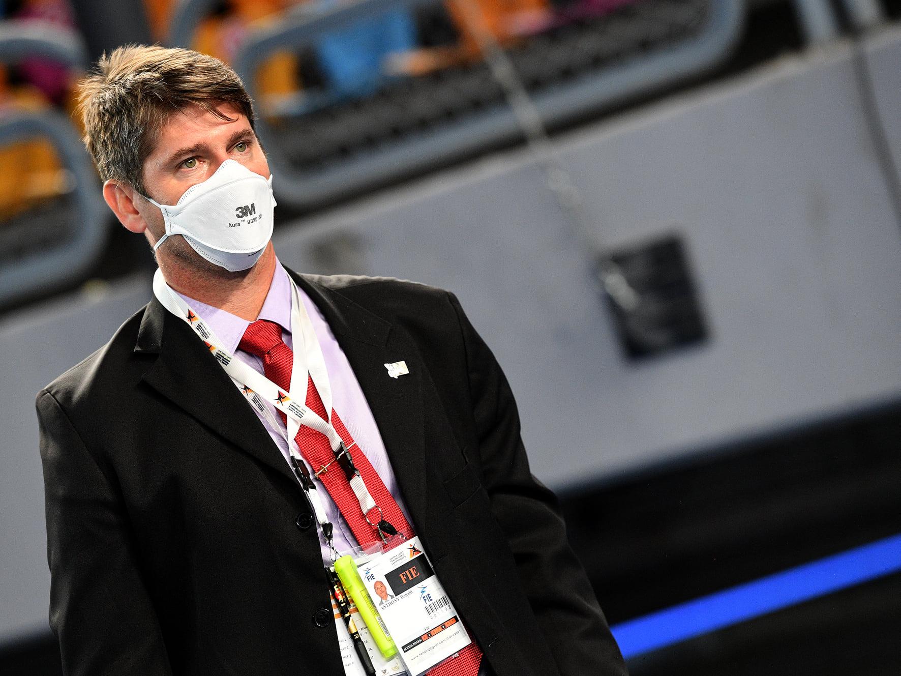 Vice-presidente da CBE fala sobre experiência como diretor de competição e chefe de protocolo nos Jogos Olímpicos de Tóquio
