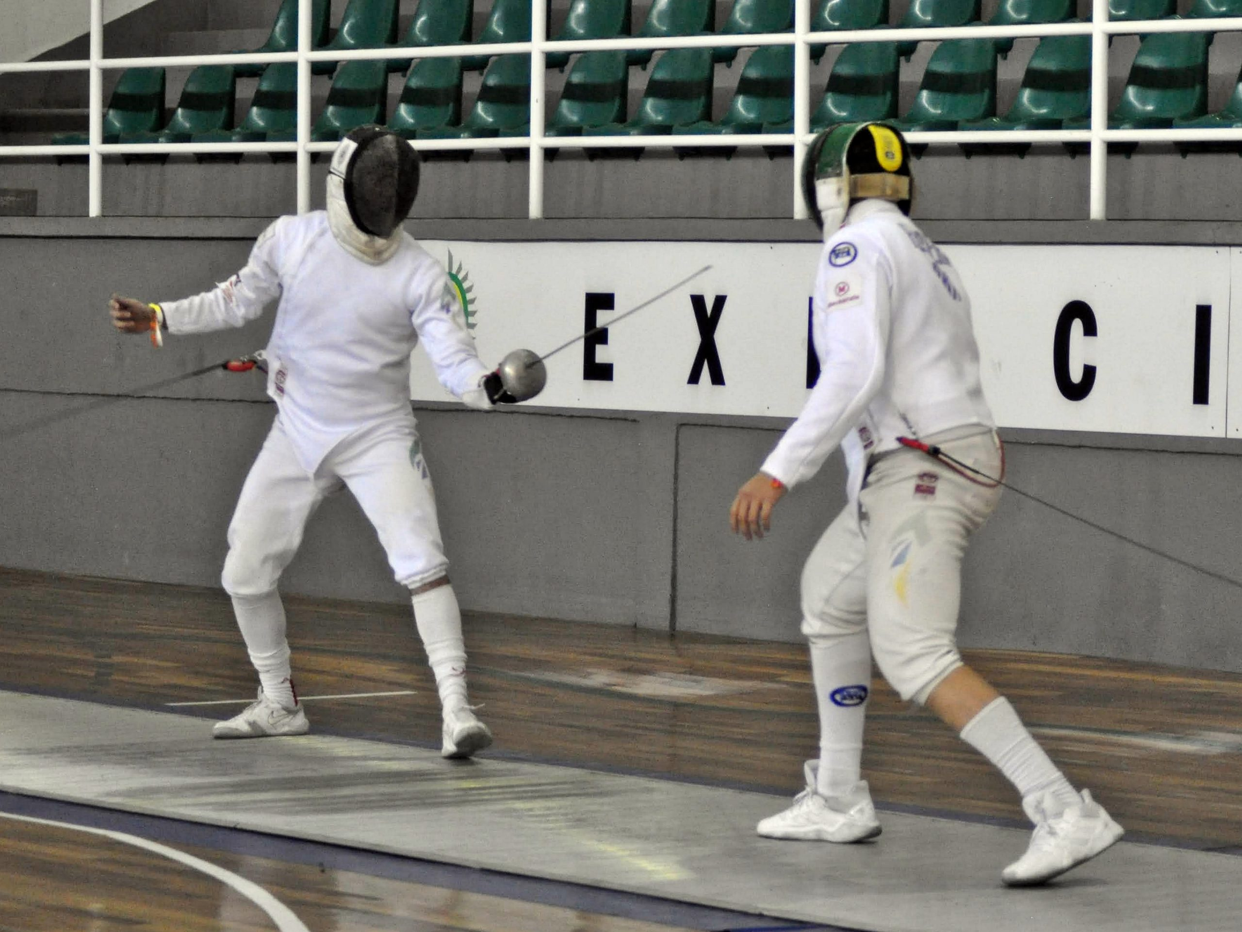 Paranaenses buscam manter a grande tradição em competições de espada na 5ª Etapa do Circuito Brasileiro
