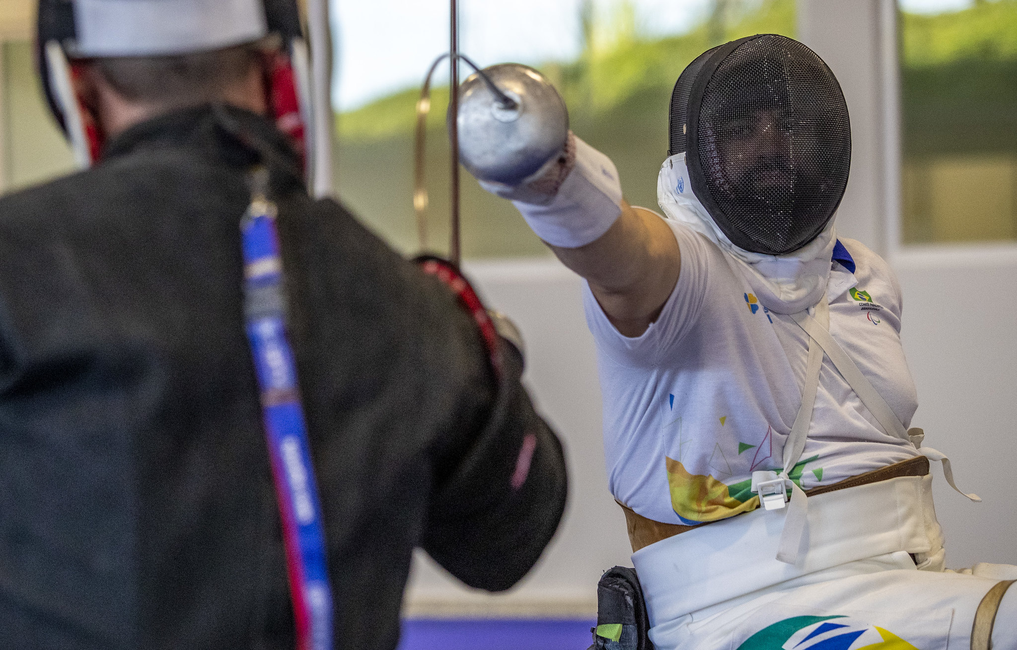 Noite de briga por medalha: Jovane Guissone estreia nos Jogos Paralímpicos e tenta repetir feito de 2012