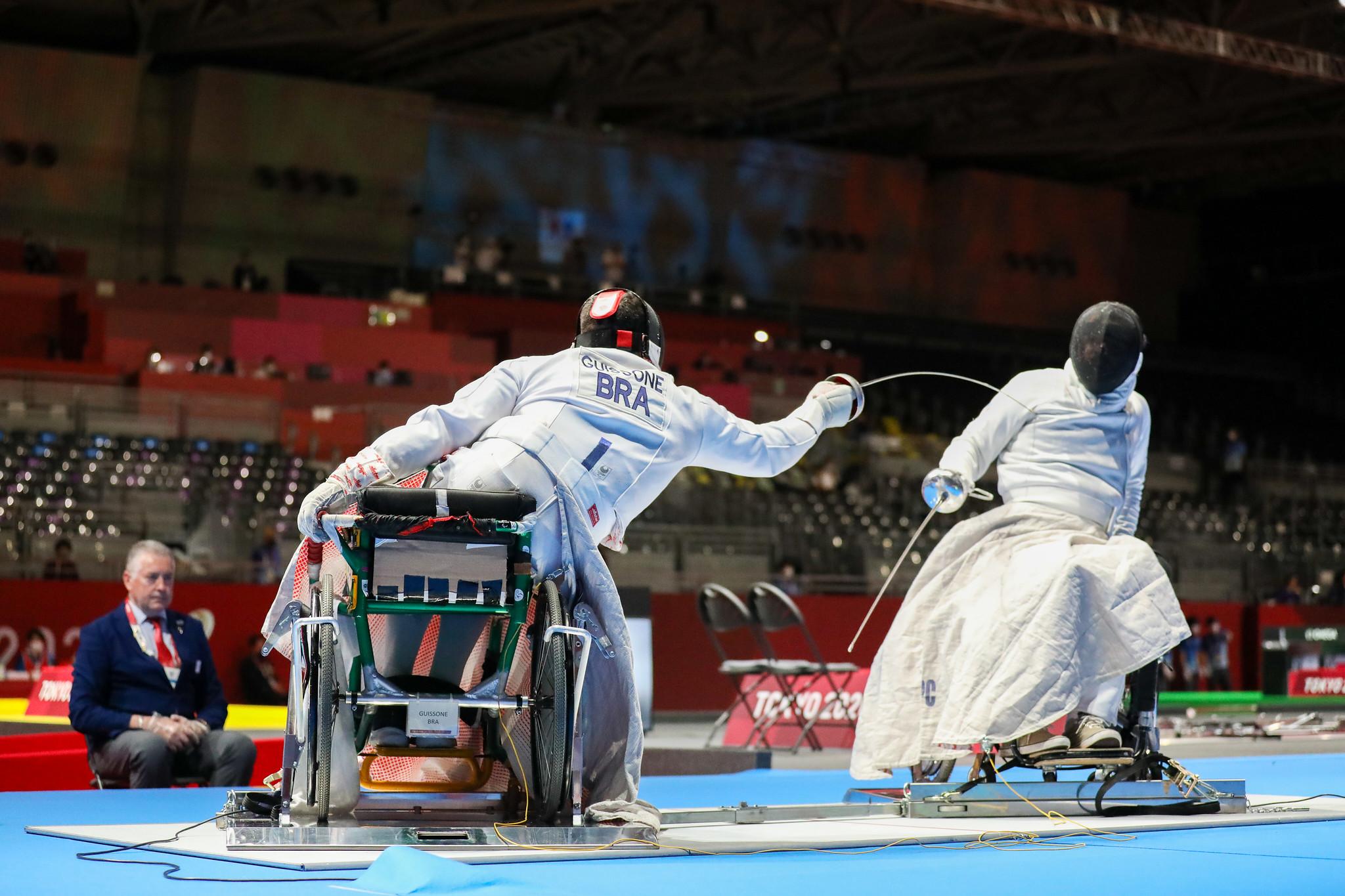 Copa Satélite de Paraesgrima tem início nesta sexta-feira, com presença de atletas da Seleção nos Jogos de Tóquio