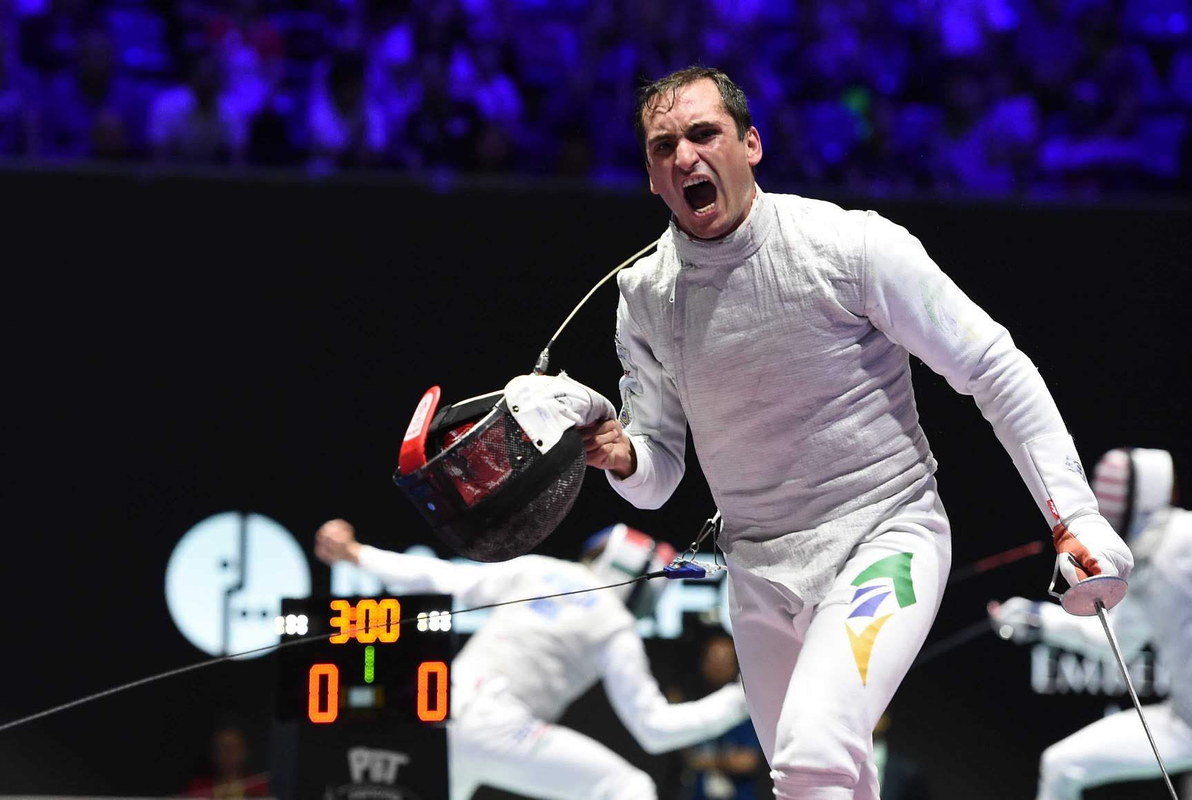 Iniciando um novo ciclo, Guilherme Toldo disputa a primeira competição internacional depois dos Jogos Olímpicos